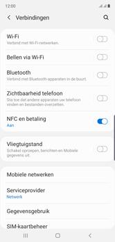 Samsung Galaxy Note 10 - bluetooth - aanzetten - stap 5