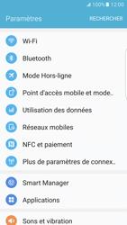 Samsung Galaxy S7 Edge - Internet et roaming de données - Configuration manuelle - Étape 6