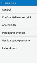 Samsung G357 Galaxy Ace 4 - Internet - Configuration manuelle - Étape 21