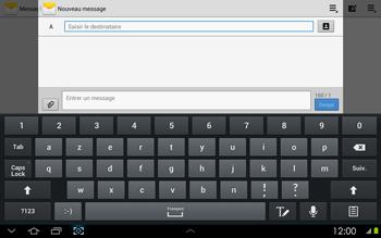 Samsung P5100 Galaxy Tab 2 10-1 - MMS - envoi d'images - Étape 4