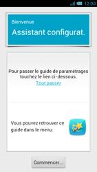 Bouygues Telecom Bs 471 - Premiers pas - Créer un compte - Étape 2