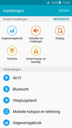 Samsung Galaxy A3 (2016) - Android Lollipop - bluetooth - aanzetten - stap 4