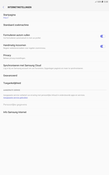 Samsung galaxy-tab-a-10-1-android-oreo - Internet - Handmatig instellen - Stap 26