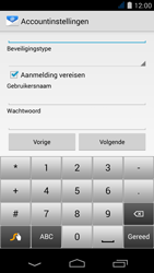 Acer Liquid Jade S - E-mail - Account instellen (POP3 zonder SMTP-verificatie) - Stap 13