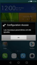 Huawei Ascend G7 - Internet - configuration automatique - Étape 7