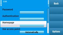Nokia N97 - MMS - Manual configuration - Step 16
