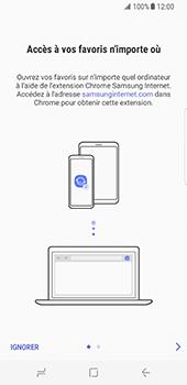 Samsung Galaxy S8 - Internet - Configuration manuelle - Étape 22