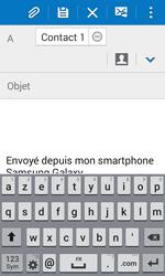 Samsung G388F Galaxy Xcover 3 - E-mail - Envoi d