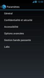 Acer Liquid Z5 - Internet - Configuration manuelle - Étape 25