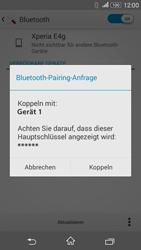 Sony E2003 Xperia E4G - Bluetooth - Geräte koppeln - Schritt 9