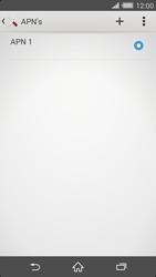 Sony Xperia Z2 (D6503) - MMS - Handmatig instellen - Stap 7