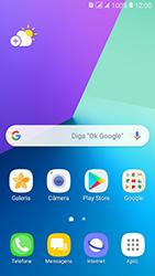 Samsung Galaxy J2 Prime - Rede móvel - Como ativar e desativar o roaming de dados - Etapa 1