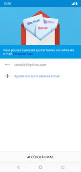 Nokia 7.1 - E-mails - Ajouter ou modifier votre compte Yahoo - Étape 13
