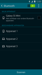 Samsung Galaxy S5 mini 4G (SM-G800F) - Bluetooth - Headset, carkit verbinding - Stap 6
