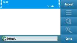 Nokia N97 - Internet - Internet browsing - Step 4