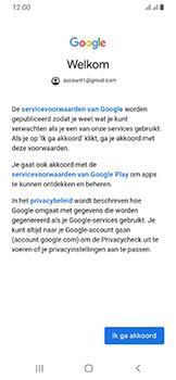Samsung Galaxy A40 - E-mail - e-mail instellen (gmail) - Stap 11