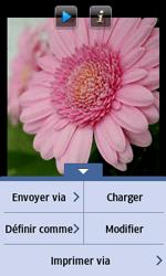 Samsung Wave 723 - Photos, vidéos, musique - Prendre une photo - Étape 12