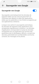 Huawei P Smart (2019) - Aller plus loin - Gérer vos données depuis le portable - Étape 10