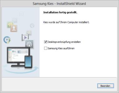 Samsung Galaxy S6 - Software - Installieren von Software zur PC-Synchronisierung - Schritt 8