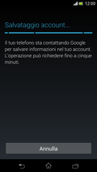 Sony Xperia V - Applicazioni - Configurazione del negozio applicazioni - Fase 19