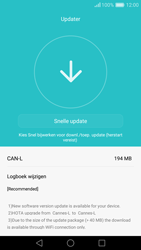 Huawei Nova - Toestel - Software update - Stap 10