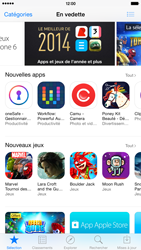Apple iPhone 6 Plus - iOS 8 - Applications - Comment vérifier les mises à jour des applications - Étape 3