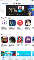 Apple iPhone 6 Plus iOS 8 - Applications - Comment vérifier les mises à jour des applications - Étape 3