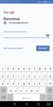 Huawei Mate 10 Pro - E-mail - Configuration manuelle (gmail) - Étape 10