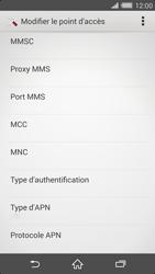 Sony Xperia Z2 - MMS - Configuration manuelle - Étape 10