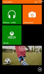Nokia Lumia 820 / Lumia 920 - Operazioni iniziali - Personalizzazione della schermata iniziale - Fase 10