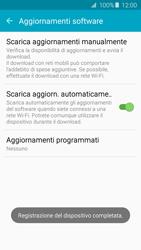 Samsung Galaxy A5 (2016) (A510F) - Software - Installazione degli aggiornamenti software - Fase 9
