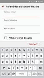 Samsung A310F Galaxy A3 (2016) - E-mail - Configuration manuelle - Étape 9