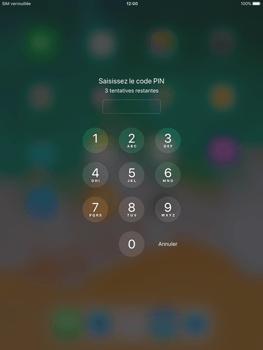 Apple iPad Air iOS 11 - Internet et roaming de données - Configuration manuelle - Étape 15