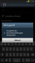 Samsung Galaxy S III - OS 4-1 JB - E-Mail - Konto einrichten - 1 / 1