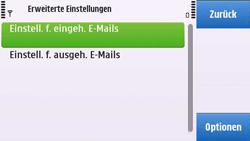 Nokia C6-00 - E-Mail - Konto einrichten - 0 / 0
