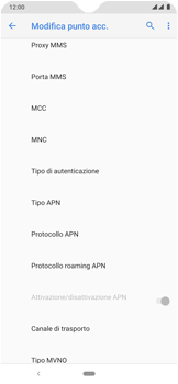 Nokia 7.2 - Internet e roaming dati - Configurazione manuale - Fase 18