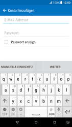 HTC One M9 - E-Mail - Konto einrichten - 2 / 2