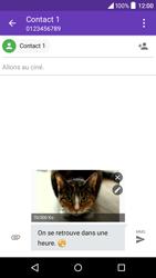 Alcatel OT-6039Y Idol 3 (4.7) - MMS - Envoi d