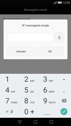 Huawei P8 - Messagerie vocale - configuration manuelle - Étape 9