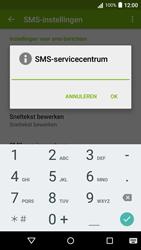 Acer Liquid Z530 - SMS - SMS-centrale instellen - Stap 9