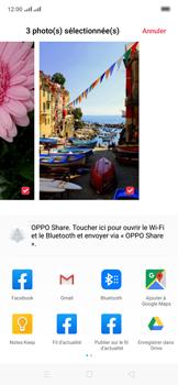 Oppo Reno 2Z - Photos, vidéos, musique - Envoyer une photo via Bluetooth - Étape 11