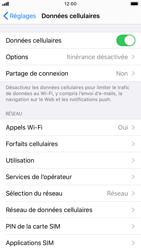 Apple iPhone 8 - iOS 13 - Réseau - Comment activer une connexion au réseau 4G - Étape 4