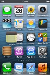 Apple iPhone 3GS - Prise en main - Personnalisation de votre écran d