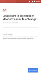 Nokia 3 (Dual SIM) - E-mail - Account instellen (POP3 zonder SMTP-verificatie) - Stap 21