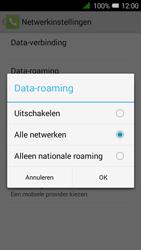 Alcatel OT-4027X Pixi 3 (4.5) - Internet - dataroaming uitschakelen - Stap 7