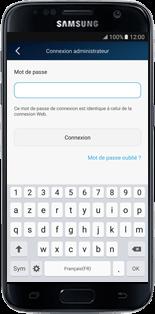 Huawei E5770 - Prise en main - Connection du modem à votre smartphone ou tablette - Étape 13