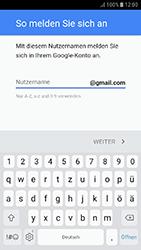 Samsung Galaxy J3 (2017) - Apps - Einrichten des App Stores - Schritt 10