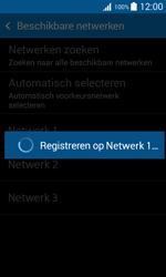 Samsung Trend 2 Lite (G318H) - Netwerk - Handmatig netwerk selecteren - Stap 12