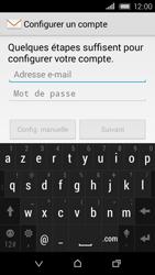 HTC Desire 320 - E-mail - Configuration manuelle - Étape 6