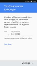 Samsung Samsung G920 Galaxy S6 (Android M) - Applicaties - Account instellen - Stap 14